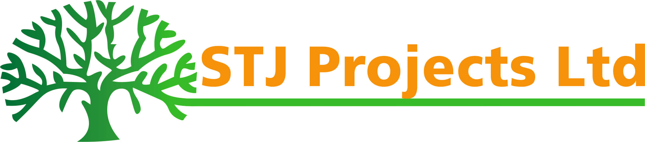 STJ Projects Limited Logo